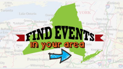 Find an event in your area